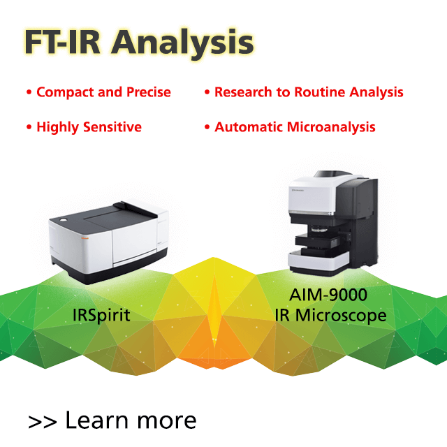 FT-IR Analysis